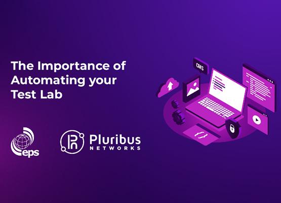 Pluribus Networks Webinar