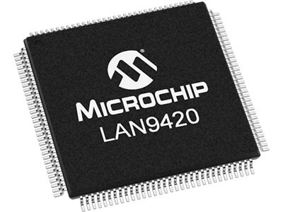 LAN9420 - 10/100 Base-T/TX Ethernet Controller with PCI Interface