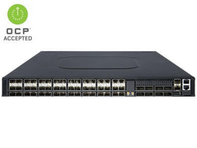 25GbE Data Center Switch Bare-Metal Hardware
