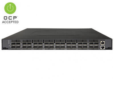 400G Data Center Switch Bare-Metal Hardware