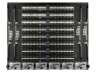 Open Modular Platform - 100G Switching for Data Center Spine