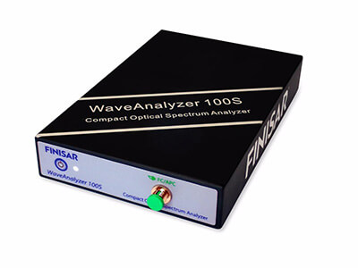 WaveAnalyzer 100S Compact Optical Spectrum Analyzer