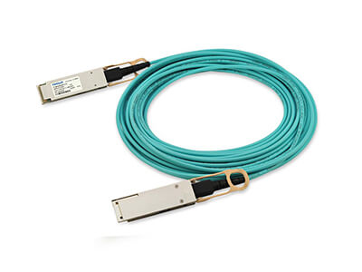 100m 100G QSFP Multimode AOC