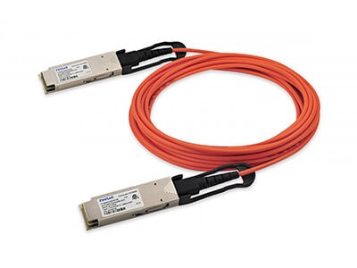 4x10G (40G) QSFP Active Optical Cable