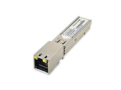 1000BASE-T 100m Gen2 RJ-45 Copper SFP Transceiver