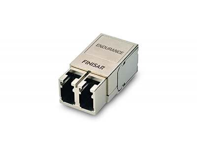 Compact Endurance® 125 Mb/s to 10 Gb/s 10km Transceiver for Military and Industrial Applications