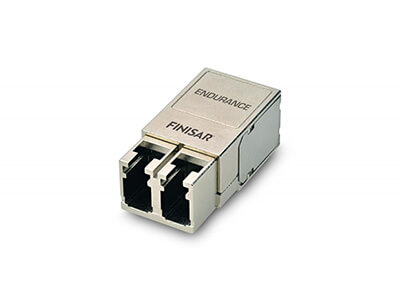 Compact Endurance® 125Mb/s to 10Gb/s 550m Transceiver for Military and Industrial Applications