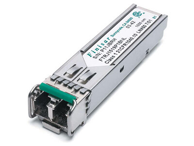 1000BASE-ZX and 1G Fibre Channel (1GFC) 80km SFP Transceiver