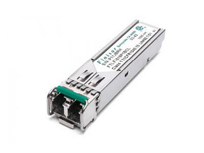 2G Fibre Channel & 1000BASE-LX SFP ZX 1550nm 90km LC Transceiver