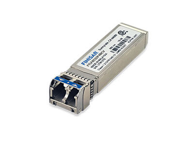 32G Fibre Channel (32GFC) Short-Wavelength Extended Temperature SFP28 Transceiver