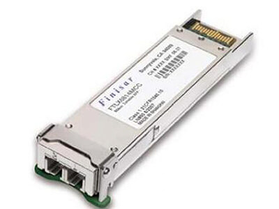 10G Multi-Protocol Tunable DWDM 80km Gen2 High Output Power XFP (T-XFP) Transceiver