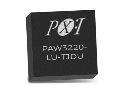 Ultralow power  small form factor optical sensor
