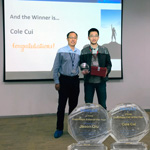 EPS wins 2 Awards from Finisar