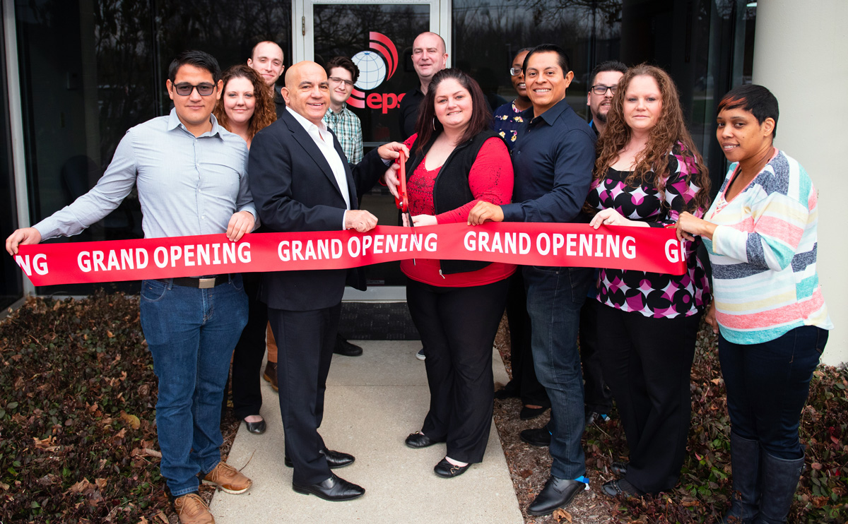 EPS Global Officially Opens Full-Production Programming Center in Indianapolis