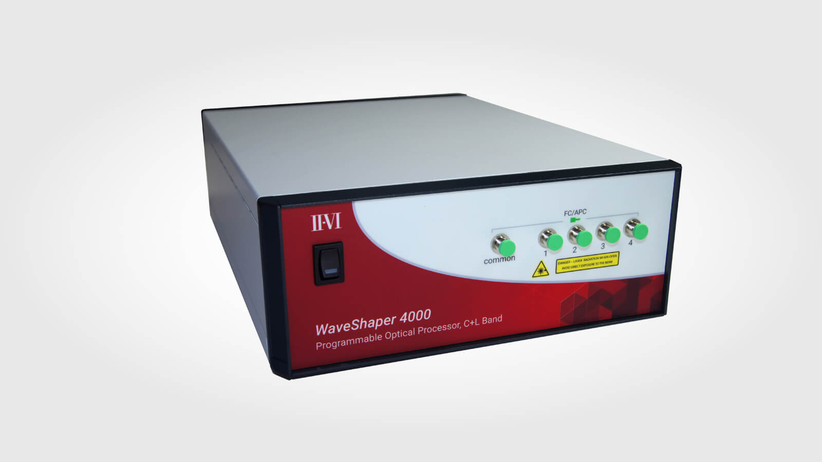 II-VI announces the expansion of WaveShaper programmable optical processor product line for Operation in the S- and Extended L-Bands